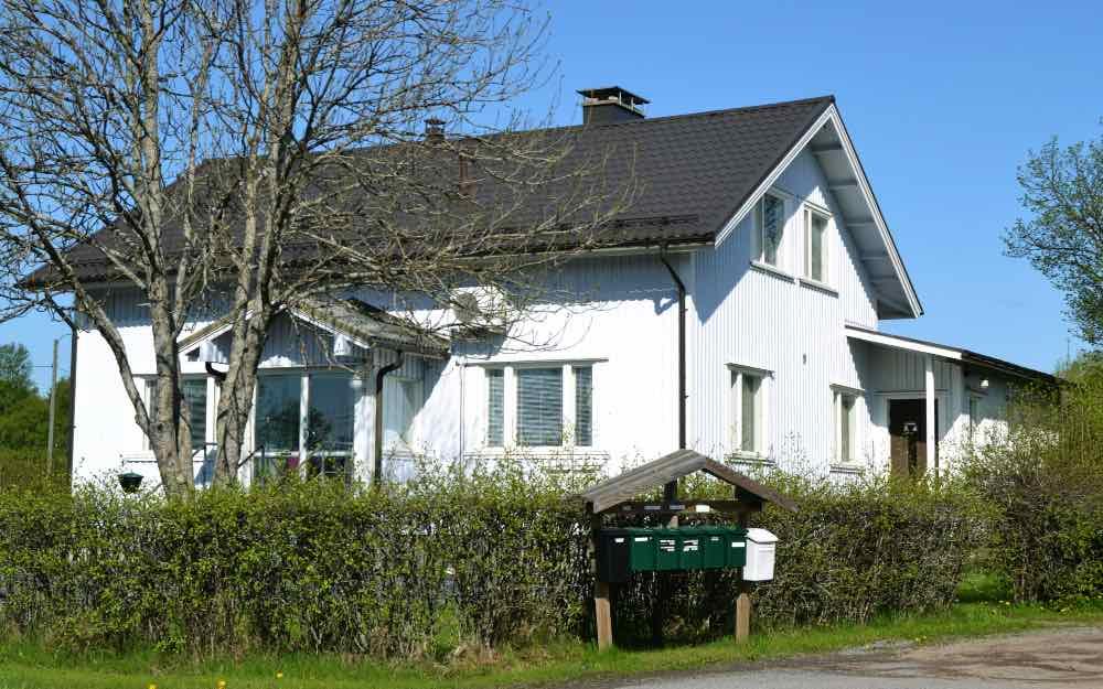 Byhamnvägen 1 Raippaluoto, Mustasaari