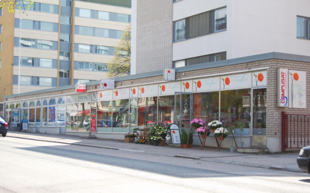 Handelsesplanaden 24 Centrum, Vasa