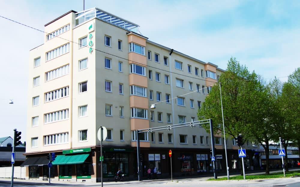 Handelsesplanaden 18 Centrum, Vasa