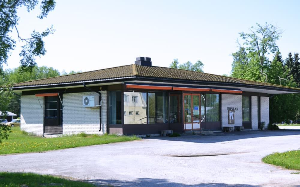 Kantlaxvägen 12 Hirvlax, Uusikaarlepyy