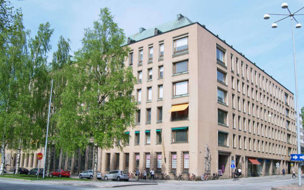 Kyrkoesplanaden 22 Centrum, Vasa