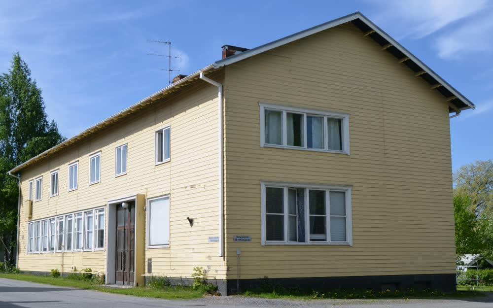 Rådhusgatan 32 Centrum, Kaskö