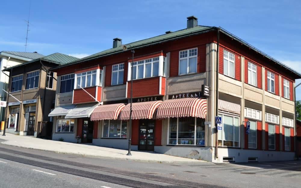 Kauppatori 3 City, Kristiinankaupunki