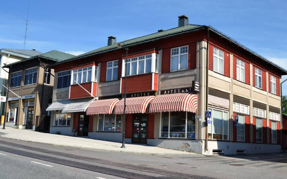 Salutorget 3 Centrum, Kristinestad
