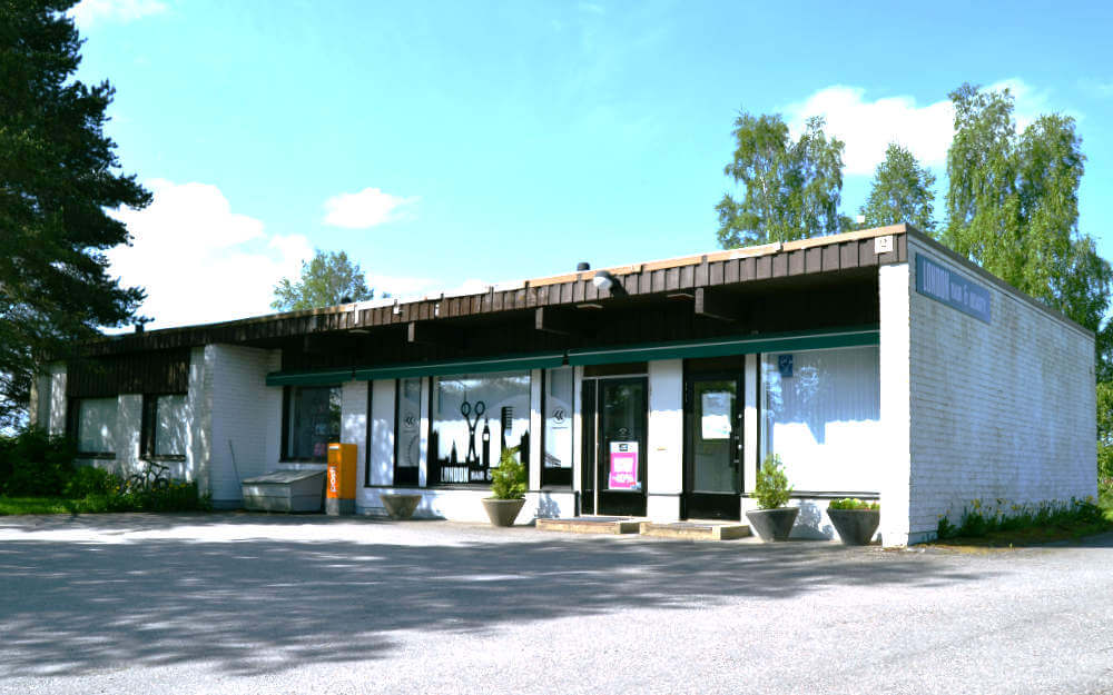 Sandåsbackvägen 2 Helsingby, Mustasaari