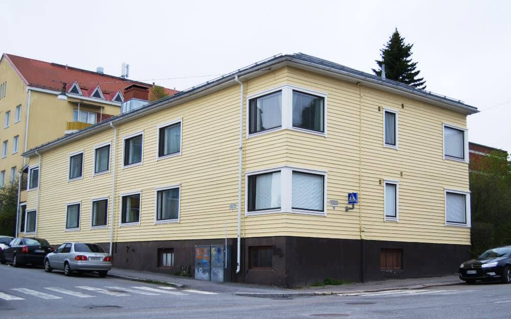 Stationsgatan 44 Sandviken, Vasa