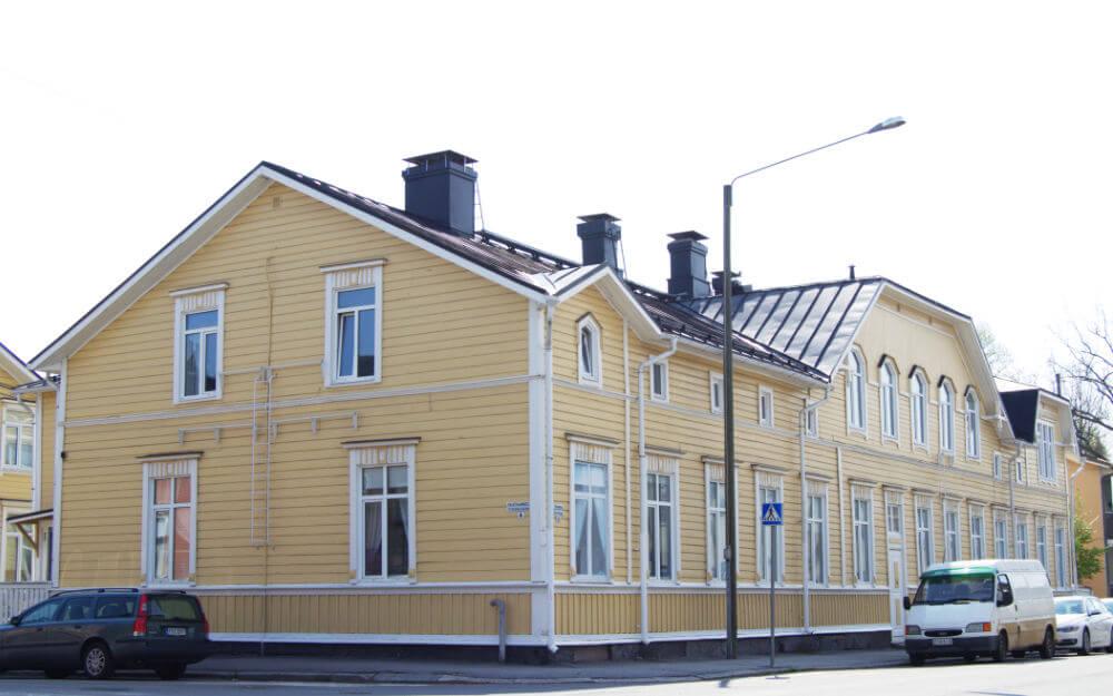 Pitkäkatu 9 Vöyrinkaupunki, Wasa