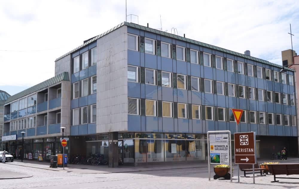 Storgatan 15 Centrum, Karleby