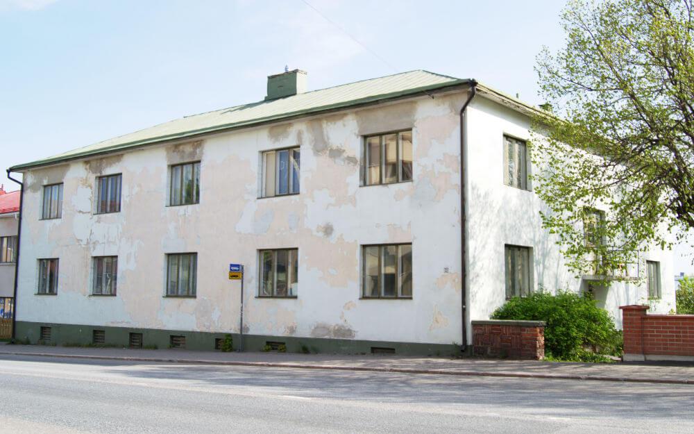 Vörågatan 7 Vöråstan, Vasa