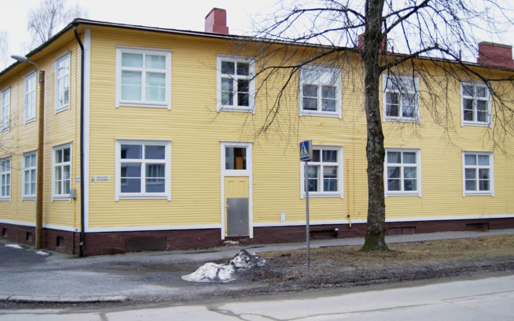Wolffskavägen 9 Brändö, Vasa